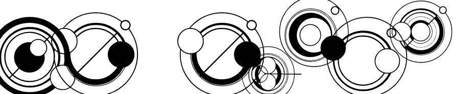 WS Simple Gallifreyan font