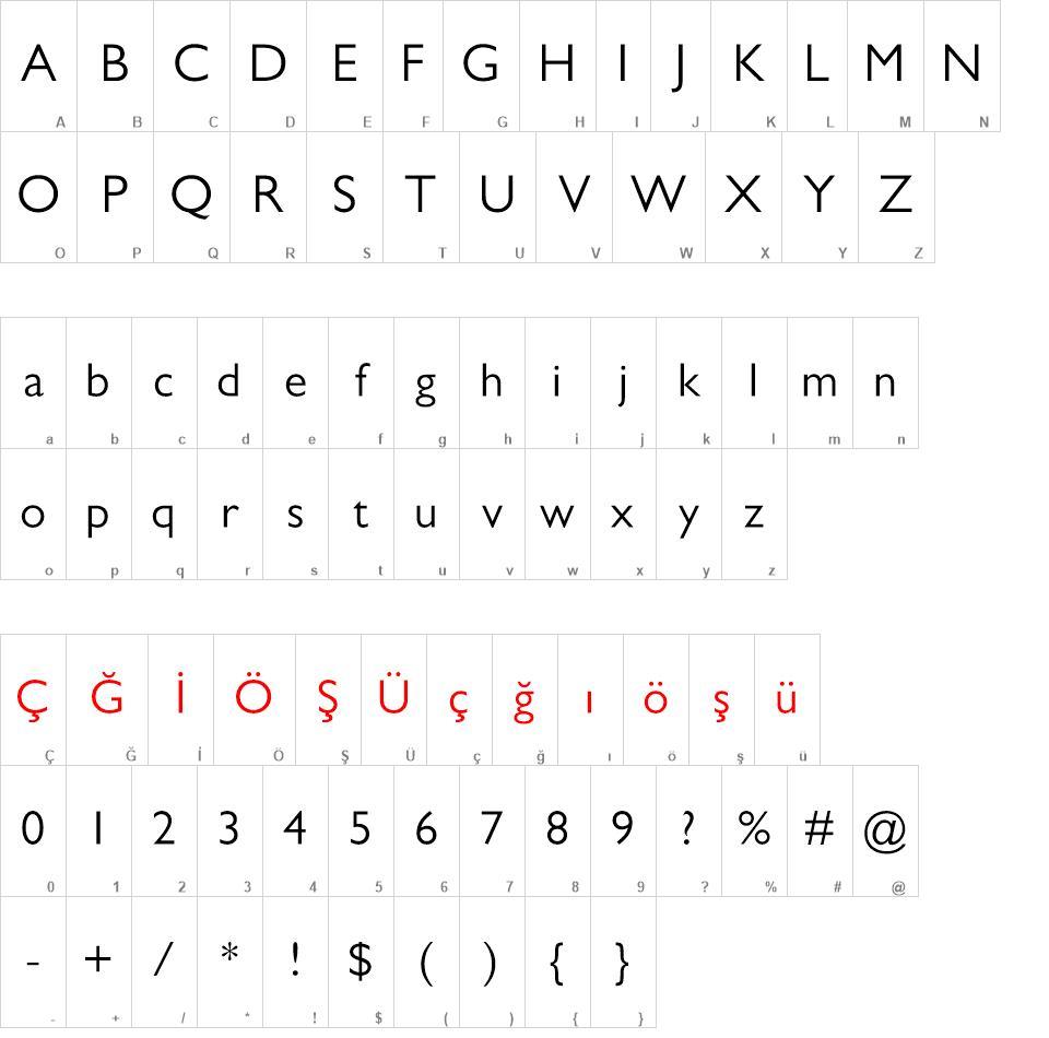 GIll Sans font - GIll Sans font download