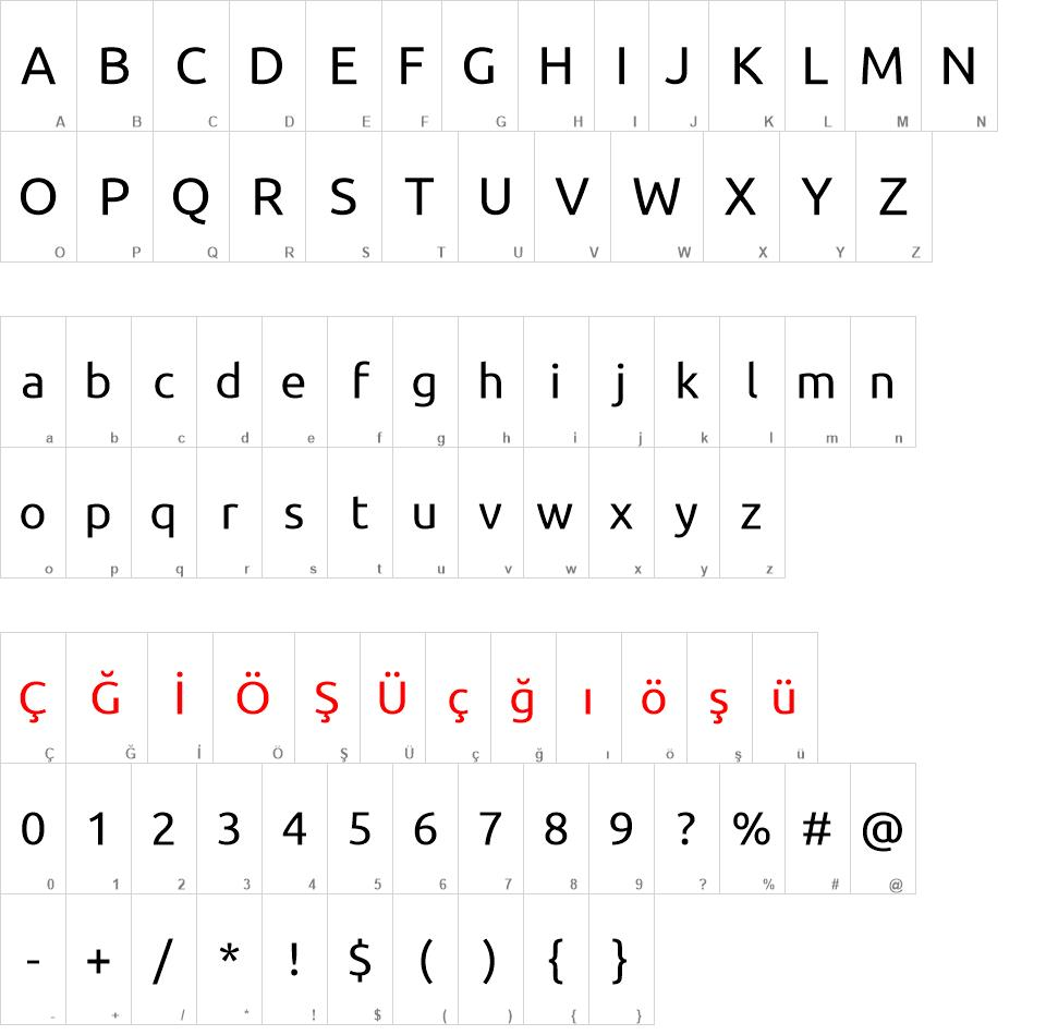 Ubuntu font - Ubuntu font download