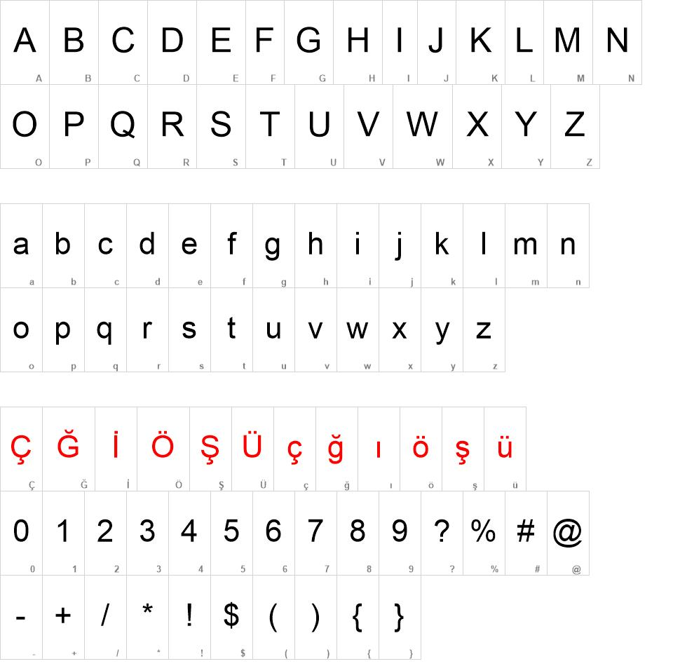 Arial font - Arial font download