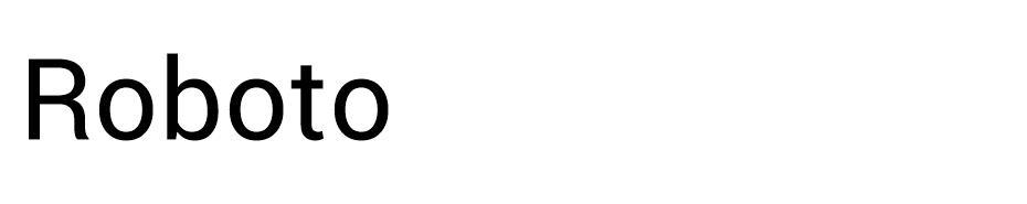 Google fonts Türkçe otf ve ttf font download