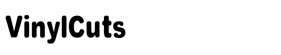 VinylCuts - En Çok Kullanılan Yazı Fontları - Kalın Yazı Tipleri