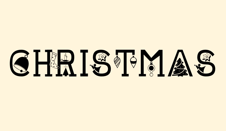 chrıstmas-sounds font big