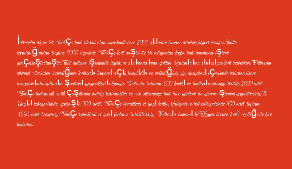 heartbeat-in-christmas font 1