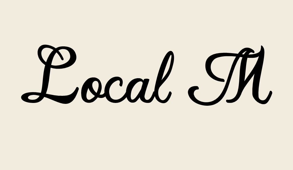 local-motion-personal-use font big