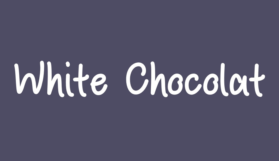 white-chocolate-mint font big