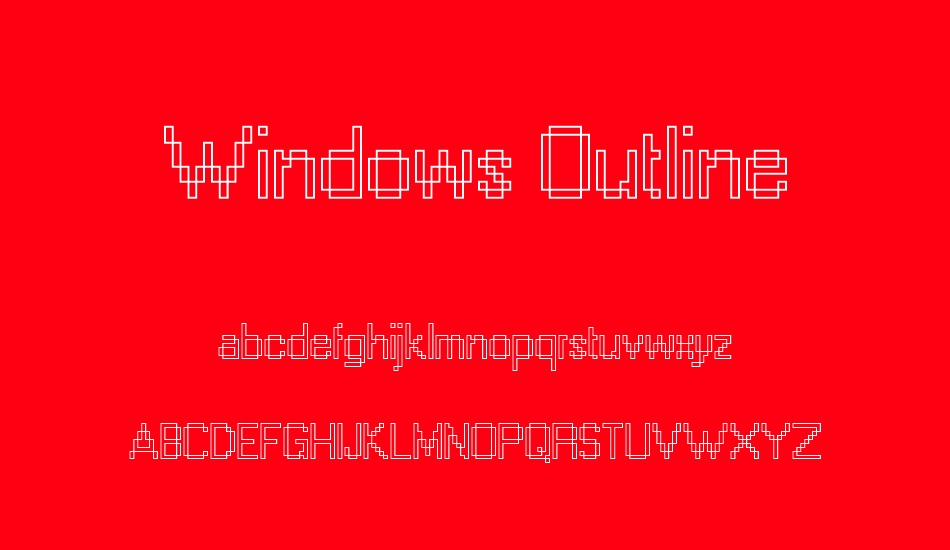 windows-outline font